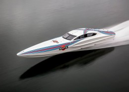Power Boat vector